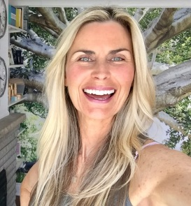 Kim MacGregor the FACE of gratitude